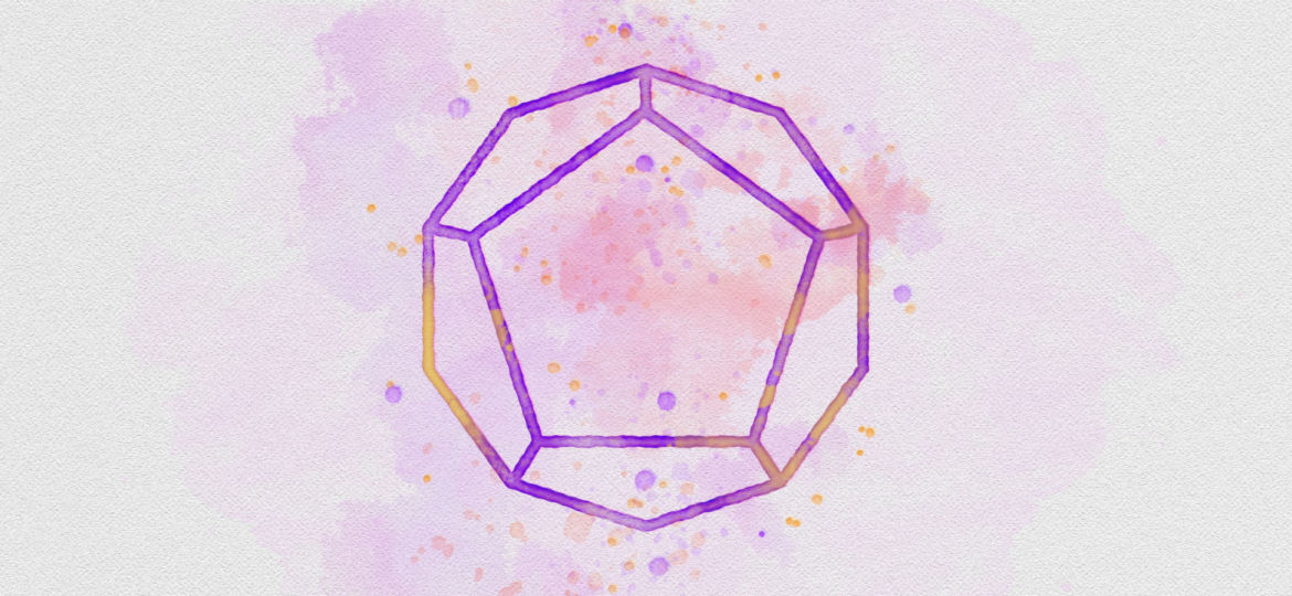 Dodecahedron bg